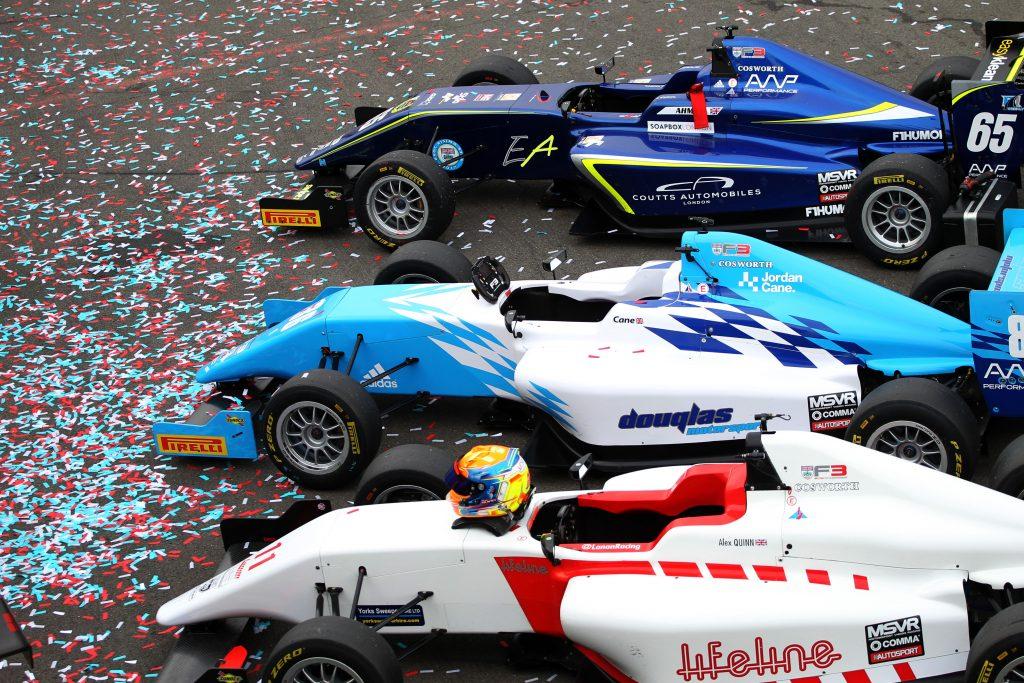 Opinion - Why the New BRDC British F3 Points System Won't Work - Motorsport Radio