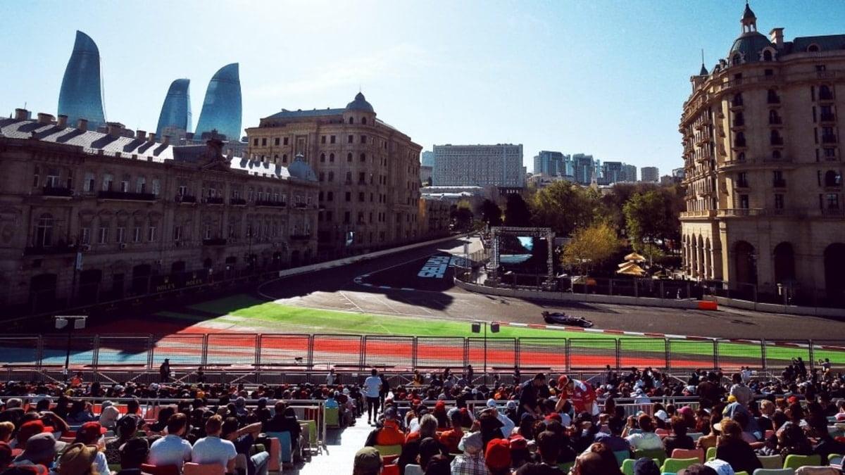 F1 Revised 2020 Calendar Could Still Feature Baku Motorsport Radio