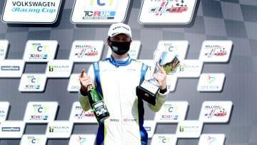 Olly Turner [Winner] – JM Racing – Silverstone – VW Cup 2021