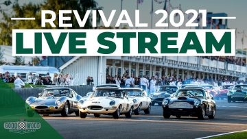 Poster – Goodwood Revival 2021